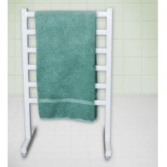 Toalheiro Térmico de Chão Com  6 Barras - Linha Slim - Secador de Toalhas Médio