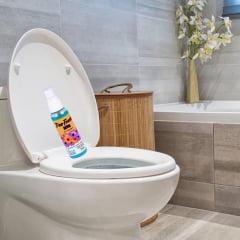 PooFresh Nº 3 - Óleo Bloqueador de Odores Sanitários - Refil de 500 ml com 1 Unidade de 70 ml Grátis