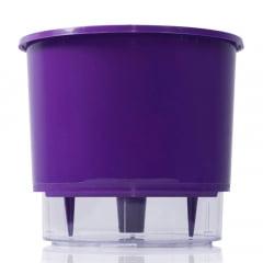 Vaso Autoirrigável Raiz - Grande - N04 - 19cm x 21,7cm